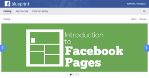 Facebook Blueprint Introduction to Facebook Pages