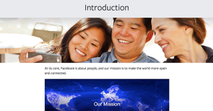 Facebook Blueprint View Lesson