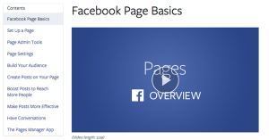 Facebook for Business Learn How Facebook Page