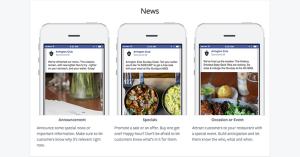 Facebook Story Packs News