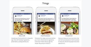 Facebook Story Packs Things