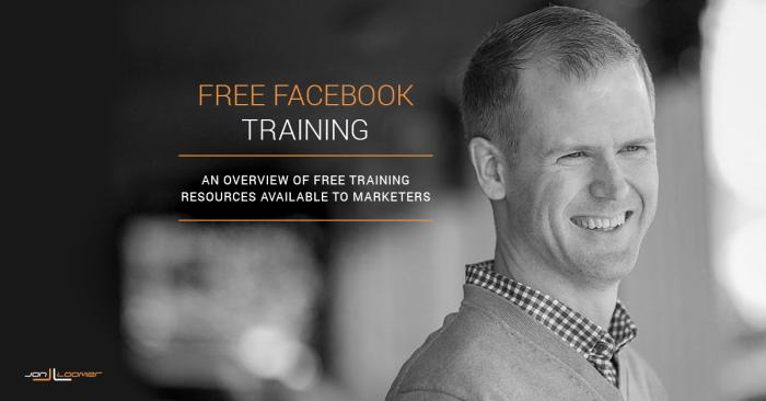 Free Facebook Marketing Training