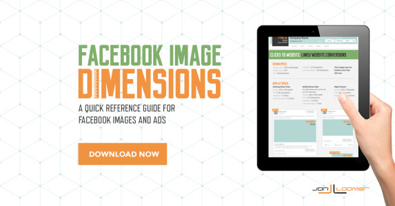 Master Guide: All Facebook Image Dimensions and Ad Specs [2015]