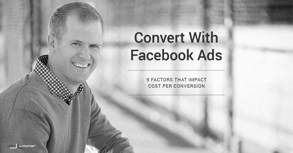 Facebook Ads Conversion