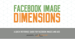 Facebook Image Dimensions 2015