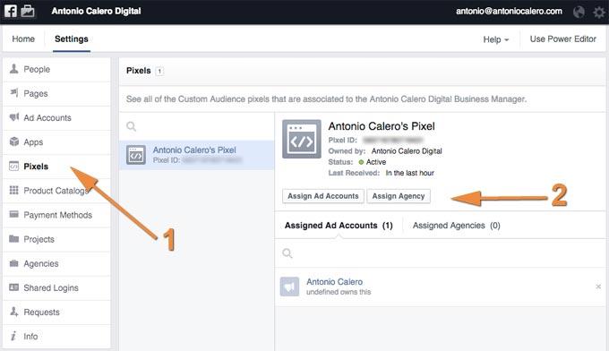 Sharing Facebook Upgraded Pixel