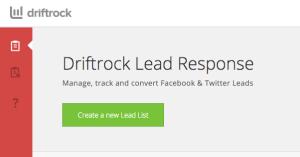 DriftRock Lead Response