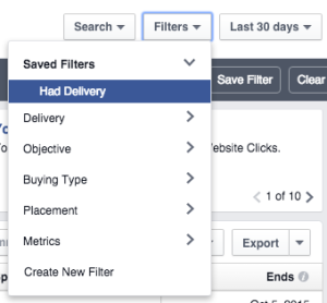 Facebook Ad Reports