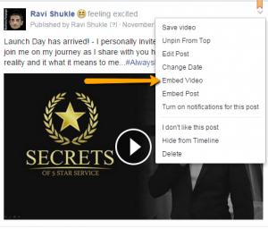 Ravi Shukle Video