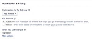 Facebook Ads Optimization