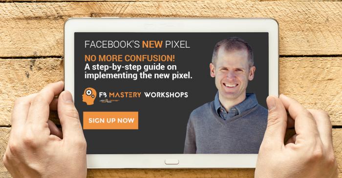 Facebook Pixel Workshop
