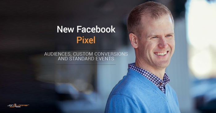New Facebook Pixel