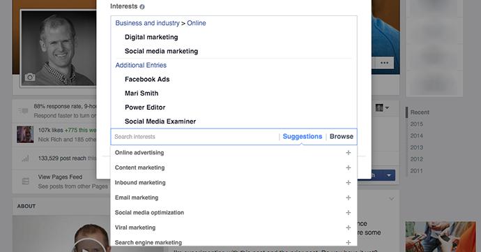 Facebook Preferred Audience