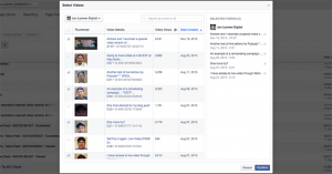 Engagement on Facebook Custom Audiences