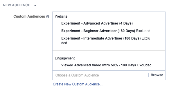 experiment-video-targeting