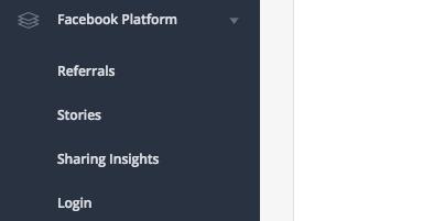 Facebook Sharing Insights