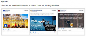 Facebook Text Ad Images Guide High
