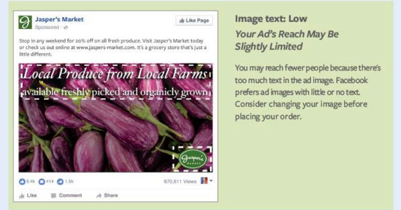 Facebook Text Images Guide Low