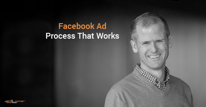 Facebook Ad Campaign Process: Build Audience, Leads and Conversions