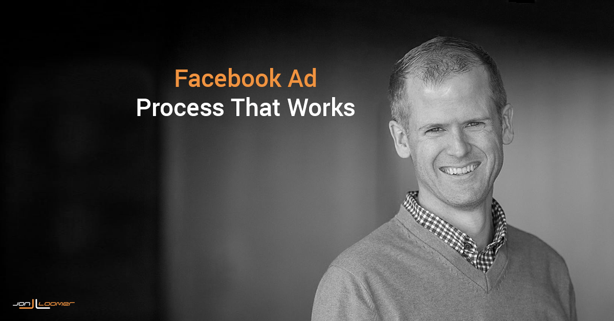 Facebook Ad Process