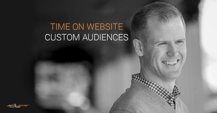 Create an Audience of People Who Spent the Most Time on Your Website