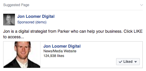 Jon Loomer Digital First Ad 2011