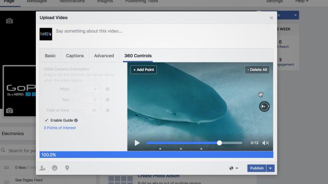 Facebook Video Guide
