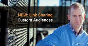 Facebook Link Sharing Custom Audiences