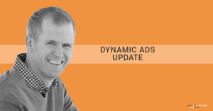 Facebook Dynamic Ads Update