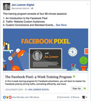 Facebook Ad Training Program