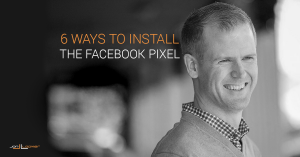 Install the Facebook Pixel
