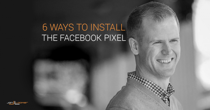 6 Ways to Add the Facebook Pixel to Your Website