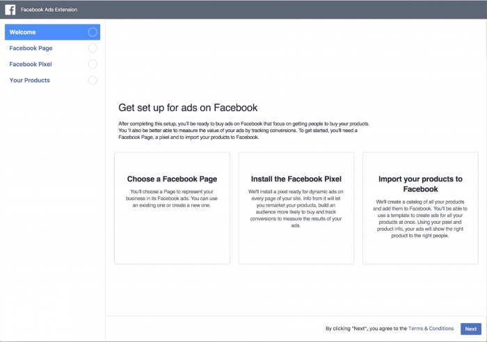 Facebook for WooCommerce Extension