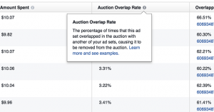 Facebook Delivery Insights