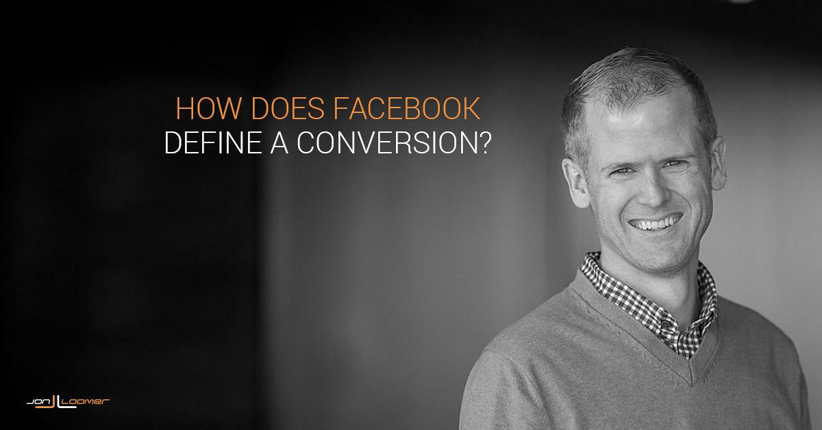 Facebook Ad Conversion Attribution