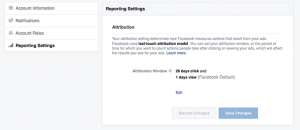 Facebook Conversions