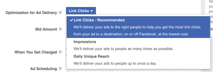 Facebook Ads Traffic Optimization