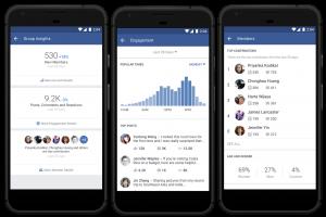 Facebook Group Insights (TechCrunch)
