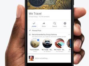Facebook Group to Group Linking (TechCrunch)
