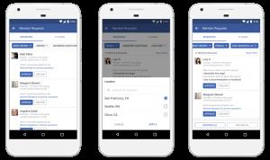 Facebook Membership Request Filtering (TechCrunch)
