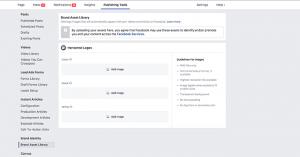Facebook Publisher Logo Brand Identity
