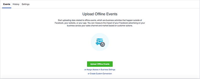 Facebook Offline Events