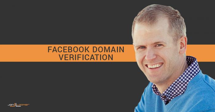 Facebook Domain Verification: Edit Link Previews