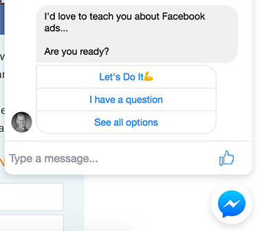 Facebook Messenger Customer Support Plugin
