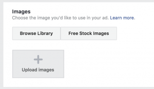 Facebook Ads Customize Creative Assets by Placement