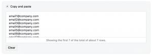Facebook Customer File Custom Audience