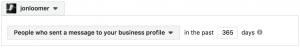 Instagram Business Profile Custom Audiences