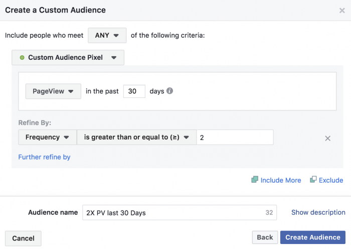 conversions -- whether from organic posts or ads  Ads
