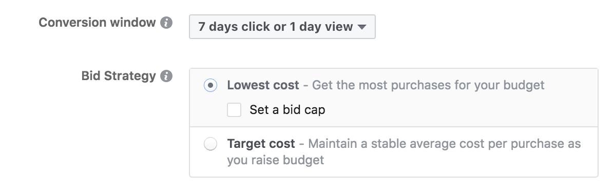 Facebook Ad Bid Strategies Lowest Cost And Target Cost Jon Loomer Digital