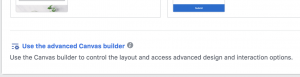 Facebook Canvas Contact Form